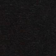 Plain black swatch