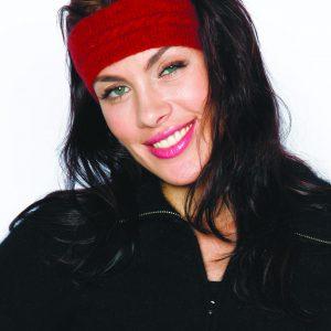 KO94 Headband in red