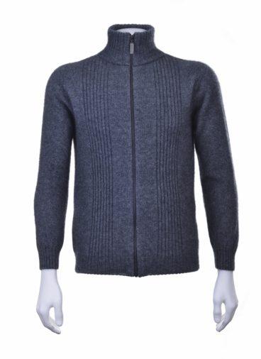 Rib Front Jacket