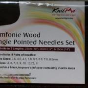 Knitpro symfonie pairs set (1)