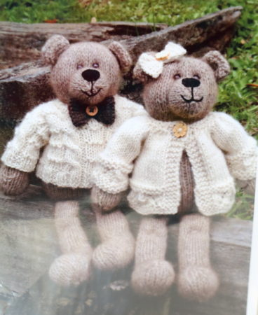 Winston And Clementine Bear