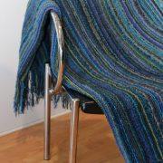 Striped Garter Throw (5)