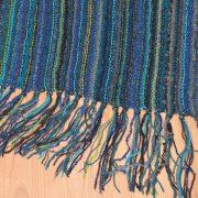 Striped Garter Throw (6)
