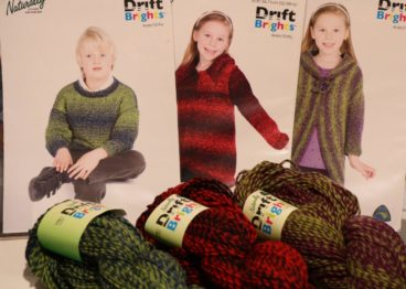 Naturally Drift Brights Yarn
