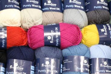 Broadway Purely Wool DK