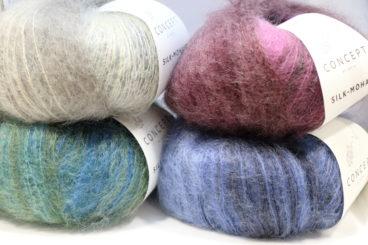 Katia Concept Silk-Mohair