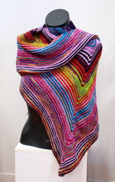 Vee Shawl Pattern