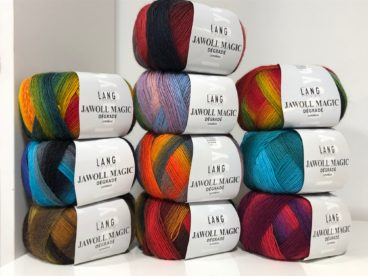 Lang Yarns Milli Colori – Jawoll Magic Degrade