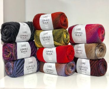 Lang Yarns Milli Colori – Jawoll Magic