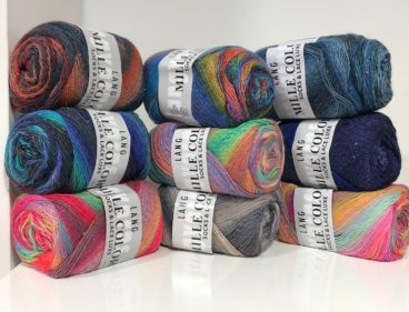 Lang Yarns Milli Colori – Socks And Lace Luxe