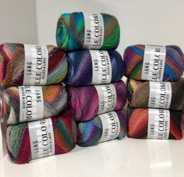 Lang Yarns Milli Colori – Socks And Lace