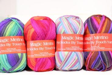 Merino Magic Sock Yarn