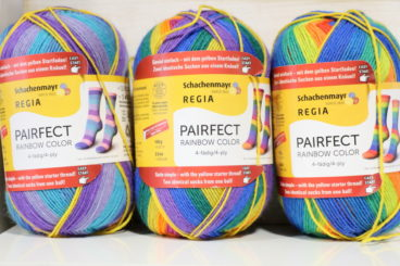 Regia Pairfect Rainbow Colour