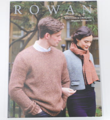 Rowan Knitting & Crochet Magazine 66
