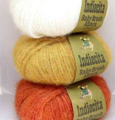 Indiecita Baby Brushed Alpaca 14ply