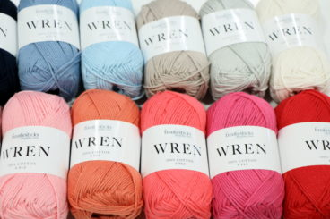 Wren 8ply Cotton