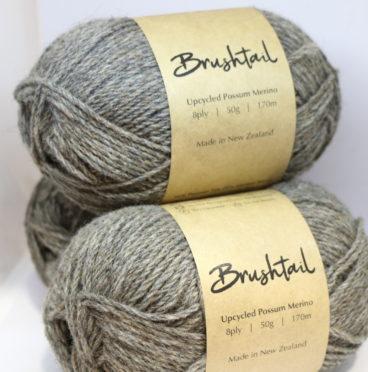 Brushtail 8ply Possum Merino Yarn