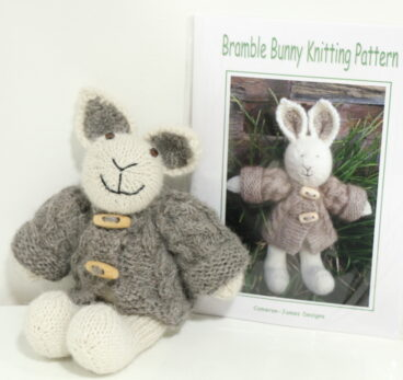 Bramble Bunny – Pattern Or Kit