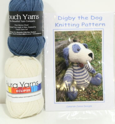 Digby The Dog – Pattern Or Kit
