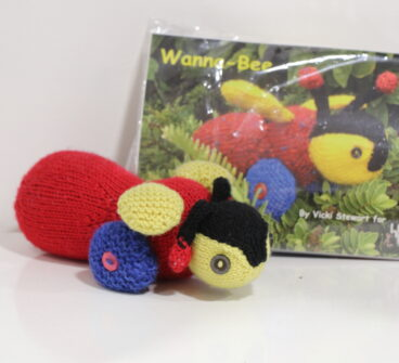 Wanna Bee – Pattern Or Kit