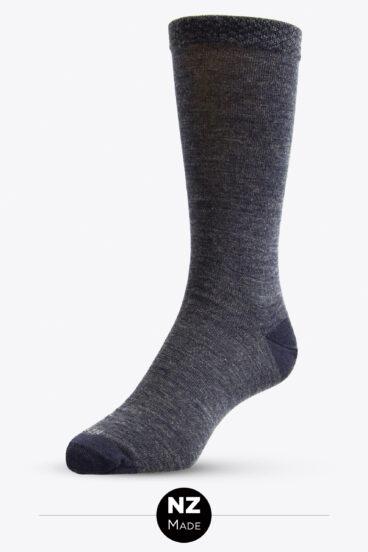 Comfort Top Contrast Heel & Toe F680B