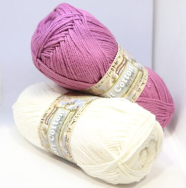 Countrywide Soft Cotton 8ply 100g