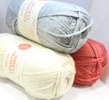 Sirdar Country Classic Worsted 100g/200m
