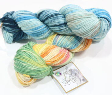 Countrywide Super Fine Merino DK Hand Painted 100g/216m