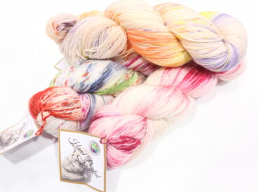 Countrywide Hand Painted Socks 100g/400m